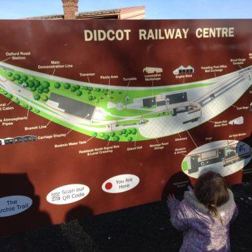 Didcot Railway Centre – 22 Jan 20